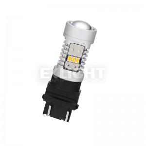 EKlight 7443 3157 BAY15D SWITCHBACK LED TURN SIGNAL BRAKE PARKING LIGHT BULB