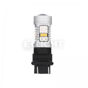 EKlight 7443 7444 SWITCHBACK LED TURN SIGNAL BRAKE PARKING LIGHT BULB