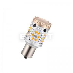Canbus LED Turn Signal bulb 1156 Amber