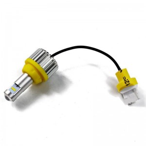 OEM Manufacturer T20 Car Reversing Light With Silicone Adaptor