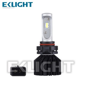 H11 V10 fanless led headlight bulb