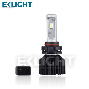 EKlight V10 5202/H16 Fanless LED Headlight/FOG LAMP