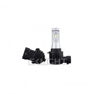 HALOGEN DESIGN 9006 HB4 PLUG AND PLAY LED HEADLIGHTS AND FOG LIGHT