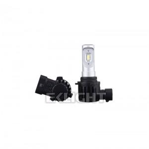 HALOGEN PROIECTARE 9006 HB4 Plug and Play FARURI LED-uri și CEAȚĂ