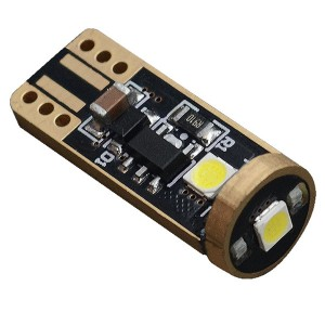 EKlight T10 3030 CANBUS LED INTERIOR 194 168 LIGHT BULB NO ERROR 1 YEAR WARRANTY