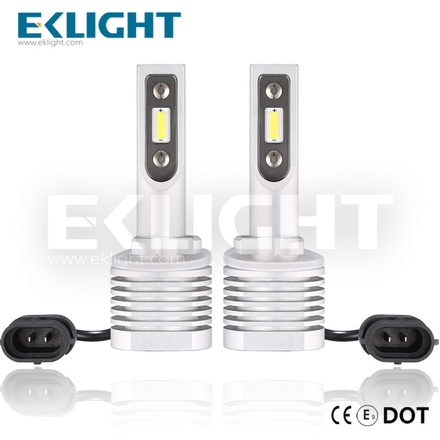 EKlight V12 880 Led headlight/Auto lighting bulbs CE/Emark/DOT Featured Image