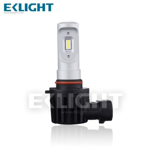 EKlight V10 9005 Fanless LED Headlight with 6V start DRL funtion