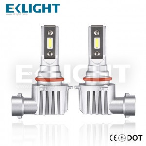 EKlight V12 H10 9145 9140 Led headlight/Auto lighting bulbs two years