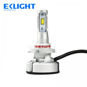 2018 EKlight V9 Fan led headlight high brightness with error free