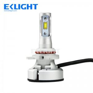 2018 Eklight V9 9006 fan led headlight high brightness