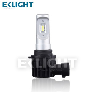 EKlight V10 9006 Fanless LED Headlight TWO years warranty