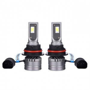 Eklight V13S High power 60W a set H4 H11 5202 H13 9004 9007 Dual beam 100% plug and play directly