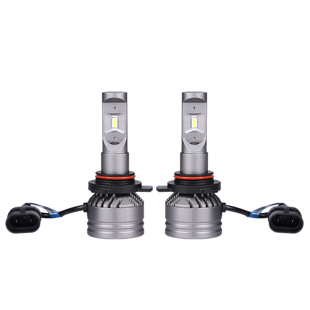 Eklight V13S LED Headlight bulbs H4 H7 H1 H3 car led light 360° Adjustable Beam, Easy install Featured Image