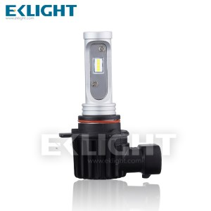 EKlight V10 9012 Fanless LED Headlight 100% Plug and Play