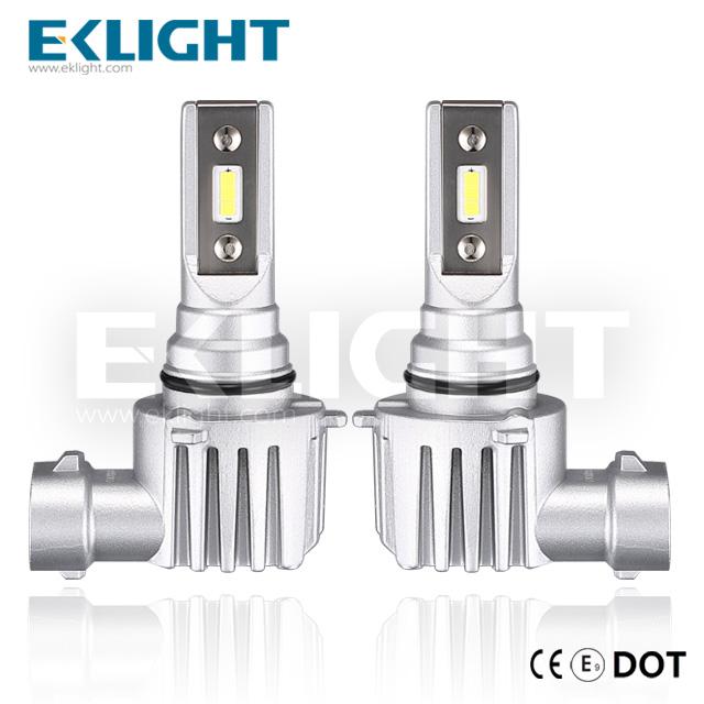 EKlight CE/Emark/DOT V12 Led headlight H10 Auto lighting bulbs Featured Image