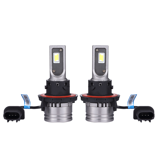 Eklight V13S High power 60W a set H4 H11 5202 H13 9004 9007 Dual beam 100% plug and play directly Featured Image