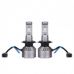 Eklight V13S H11 H8 H9 H16 6000 Lumens Led Headlight Conversion Kit, Halogen Head Light Replacement