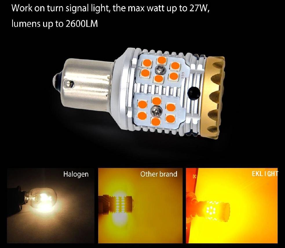 LED turn light