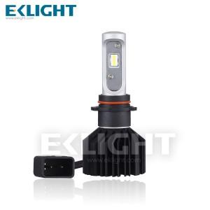 EKlight V10 H10 Fanless LED Headlight High light HGL4 chip