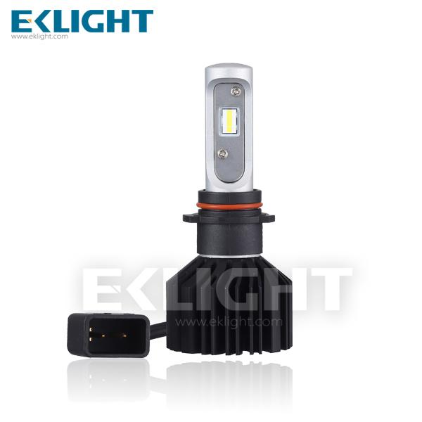 EKlight V10 P13W Fanless LED Headlight HIGH BRIGHTNESS EASY INSTALLATION Featured Image