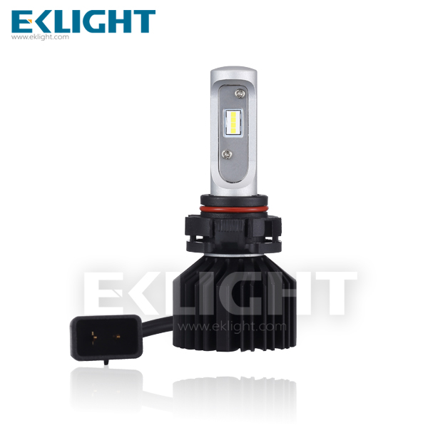 EKlight V10 P24W Fanless LED Headlight Adjustable-Beam Bulbs Featured Image