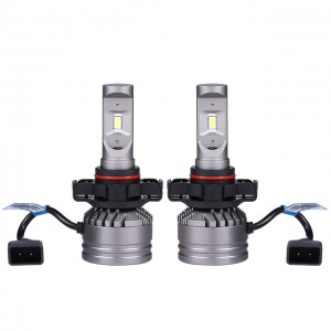 Eklight V13S 100% Plug and Play installation,H11 HB3 HB4 H13 car led headlight bulb/fog light
