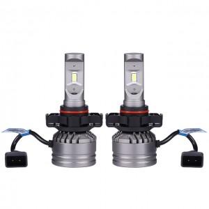 Eklight V13S 100% Plug and Play installation,H11 HB3 HB4 H13 car led headlight bulb/fog light