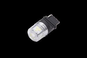 Eklight G4 T20 W21W PW24W BAU15S amber turn signal led light 12SMD 3030led chips