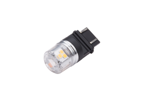 Eklight Canbus BAU15S BA15S 1156 1157 BAY15D Amber turn signal light T20 White DRL light