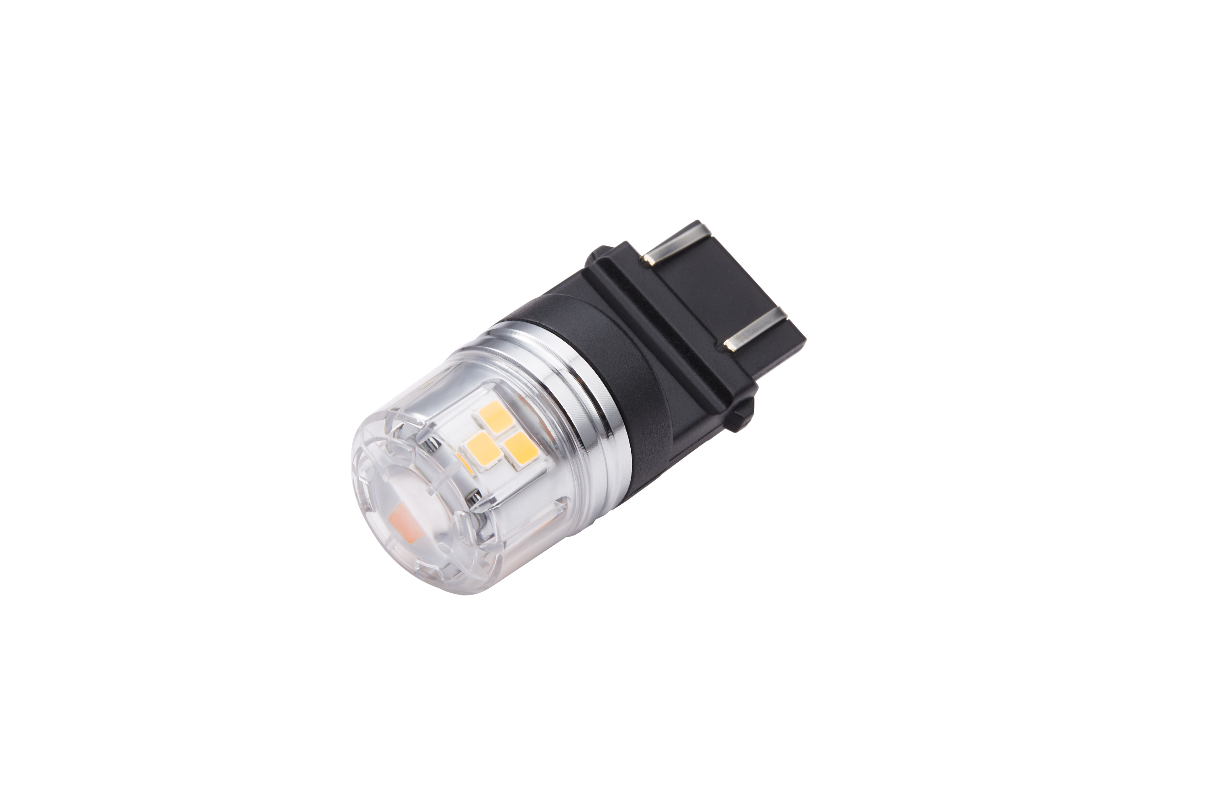 Eklight Canbus BAU15S BA15S 1156 1157 BAY15D Amber turn signal light T20 White DRL light Featured Image