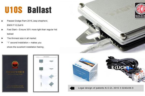U10S canbus ballast