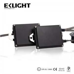 EKlight HID xenon Ballast with built-in canbus system two years warranty