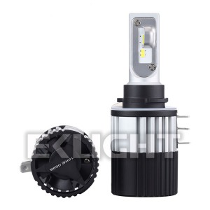 Best Canbus H15 Led Headlight with fan