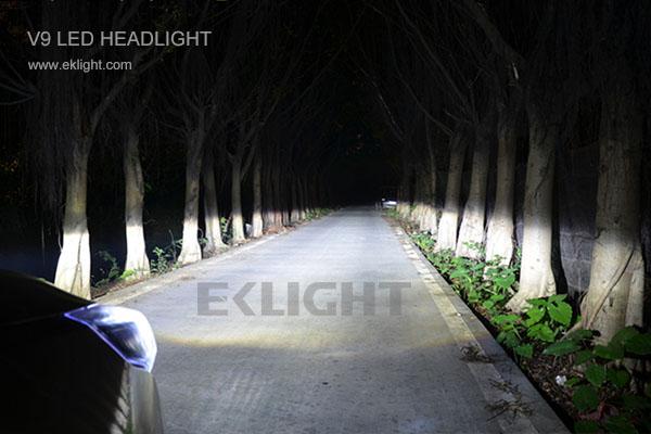 led headlight low beam