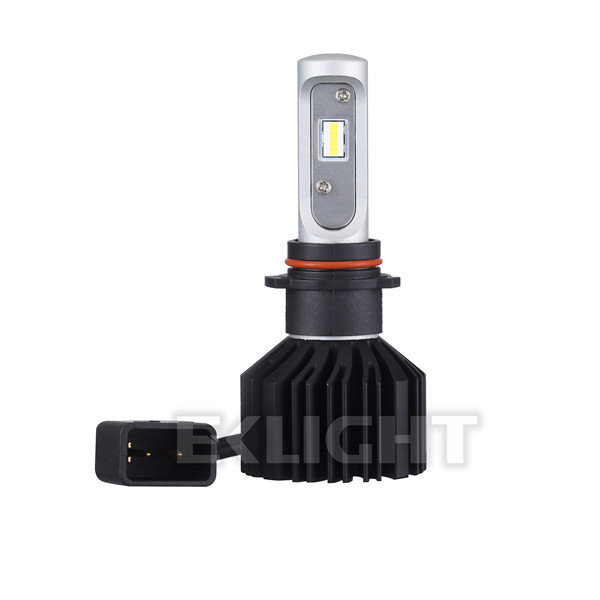 EKlight V10 Led Headlight Bulbs – All-in-one LED Headlight Conversion Kit/TWO YEAR WARRANTY Featured Image